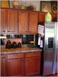 63 best above the cabinet decor images on pinterest kitchen