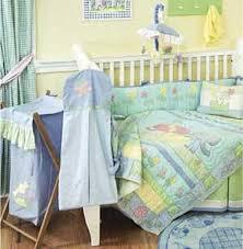 Elephant Crib Bedding For Boys Baby Elephant 4 Crib Bedding Set By California
