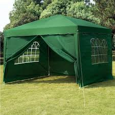 modern green pop up gazebo house decorations and furniture
