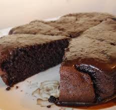 gluten free chocolate chia cake recipe tania hubbard