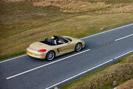 stanced porsche boxster 2012 porsche boxster goes on sale in uk video