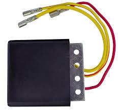 amazon com voltage regulator rectifier for polaris trail boss