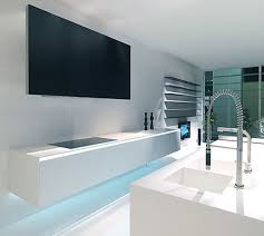 Minimalist Kitchen Design Minimalist Kitchen Design With Modern Space Saving Design