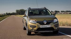 renault stepway price renault sandero stepway 2017 youtube