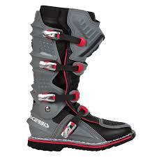 hinged motocross boots acerbis mx boots x move 2 0 grey 2017 maciag offroad