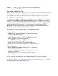 junior financial analyst resume robyn macpherson resume junior