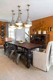 Transitional Dining Room Transitional Dining Room Dc Connecticut Country House For All Seasons Chango And Co Hgtv