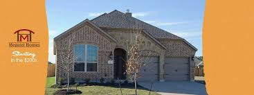 New Homes UpScale Designs WoodCreek Rockwall Texas - Designs for new homes