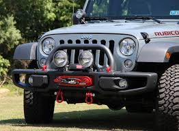 jeep rubicon winch bumper review maximus 3 classic hoop u0026 winch mount offroaders com