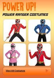 Power Rangers Samurai Halloween Costumes Powerrangers Updates Halloween Morphin U0027 Legacy