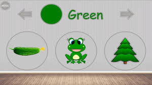 amazon com learning colors easy toddler game for kids education