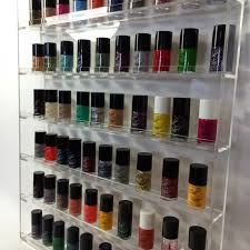 cult nails blog the vanity and co nail polish rack
