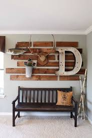 Hunting Themed Home Decor Best 25 Rustic Man Cave Ideas On Pinterest Man Cave Room Wood