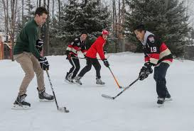 outdoor hockey rink boards for sale backyard and yard design for