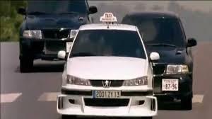 peugeot taxi taxi 2 peugeot 406 vs mitsubishi lancer evo vi dans paris youtube