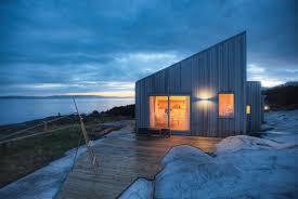 gallery a modern coastal cabin in norway tyin tegnestue small