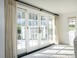 Patio French Doors With Blinds by 5 Foot Sliding Patio Doors With Built In Blinds French Patio Doors