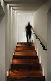 escalier design bois metal éclairage escalier led 30 idées modernes et originales