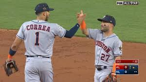 Nails Knocked Out Barely Breathing Inside Mlb Star - jose altuve proud of fellow astros all stars mlb com