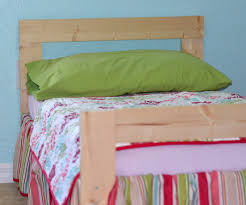 Toddler Bed With High Sides Simple U0026 Stylish Toddler Bed For Under 40 5 Steps With Pictures