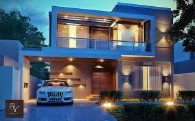 Beautiful Kitchen Elevation 15 Futuristic Home Design By Factor