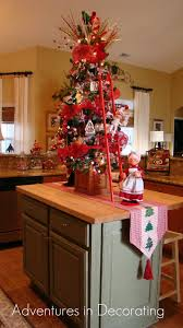 Christmas Decoration Ideas For Kitchen 24 Christmas Kitchen Decorating Ideas Adventures In Decorating