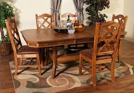 Oak Dining Table Chairs Solid Oak Dining Room Sets Liberty Furniture Indastries