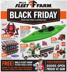 thanksgiving black friday deals mills fleet farm black friday 2017 ads deals and sales