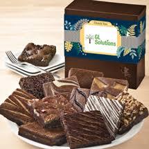 gourmet brownies custom business gifts fairytale brownies