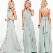 light grey infinity dress multiway dress ebay