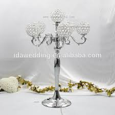 Chandelier Centerpieces Handmade Crystal Ball Center Piece Led Light Table Top Chandelier