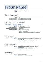 resume templates using wordpad for resume resume resume templates for work