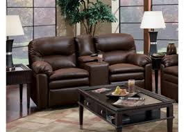 lane 29243 touchdown double reclining console loveseat