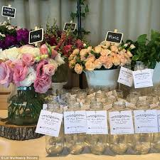 wedding flowers for guests diy flower bars allow to make their own arrangements