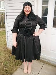 Plus Size Urban Clothes Plus Size Goth Fashion Long Dresses Online