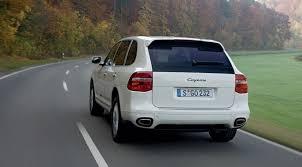 porsche cayenne 3 litre diesel porsche cayenne v6 diesel 2009 review by car magazine