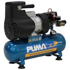 puma la5706 1 hp 1 5 gallon direct drive dog air compressor