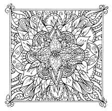 create coloring mandalas give free bored panda