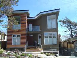 modern house in victoria bc this is a new house in the ja u2026 flickr