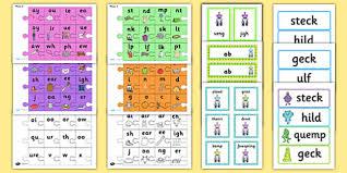 year 1 phonics screening check resource pack alphabet