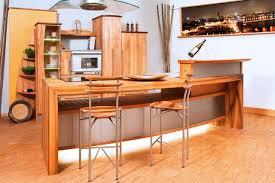 vollholzküche vollholzküche nussbaum modern küche sonstige pfister