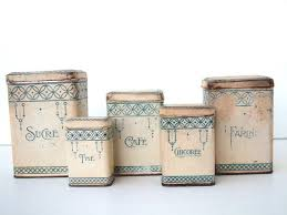 kitchen canisters blue 115 best vintage german canisters images on