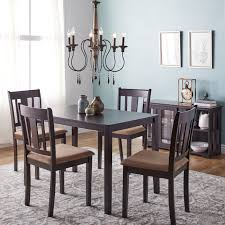 5 piece dining room sets porch u0026 den third ward greenfield 5 piece dining set free
