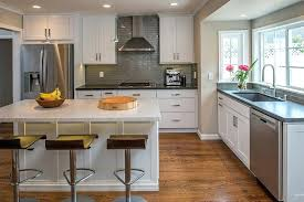Replace Kitchen Cabinet by How Much Does It Cost To Redo A Kitchen U2013 Fitbooster Me