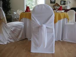 Cover Chair Chair Cover Folding Chair Cover Ivory Simplicity Of Dining Room
