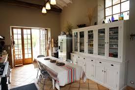 landes dining room rental villa saint martin de seignanx 20 people st18