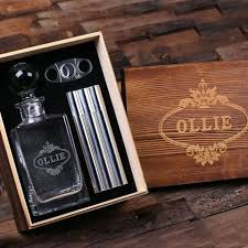 cigar gift set gifts for men 99 unique personalized gift ideas for guys