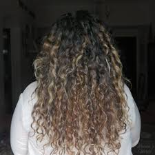 curly haircut in dubai at kozma and kozma salon weesha u0027s