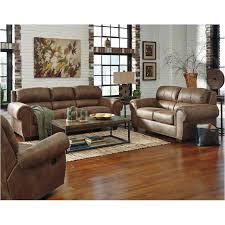 ashley furniture burnsville espresso living room sofa