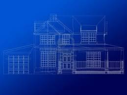 blueprint of house plan modern home design unique blueprints zhydoor